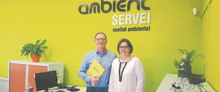 30 años de Ambient i Servei SL