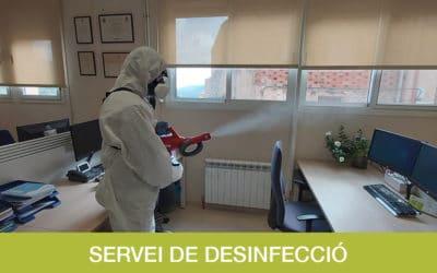 Neteja sense descans contra el virus