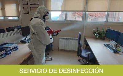 Limpieza sin descanso contra el virus