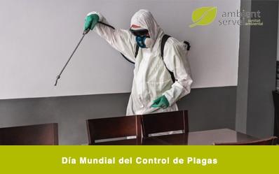 Día Mundial del Control de Plagas
